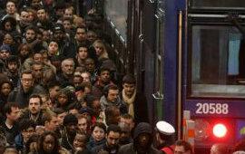 Il pendolare è stressato e inquina