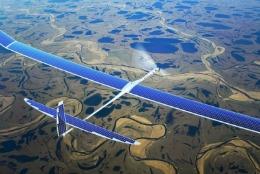 Google testing solar drones