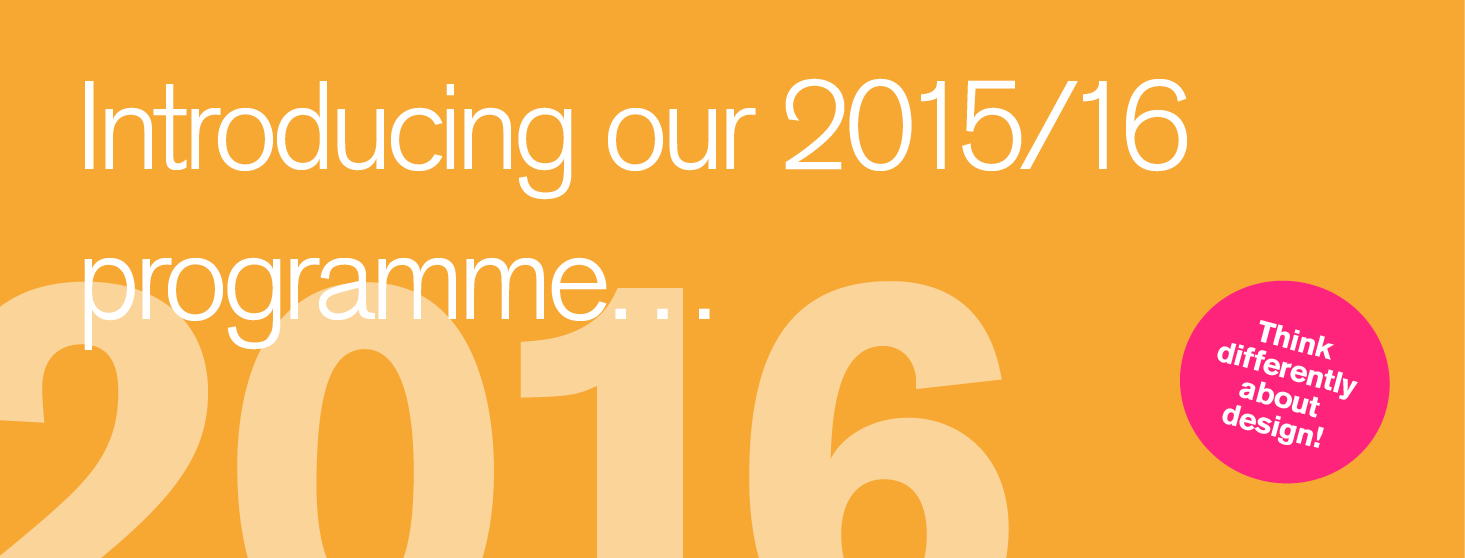 12 new RSA briefs! Introducing our 2015/16 programme…