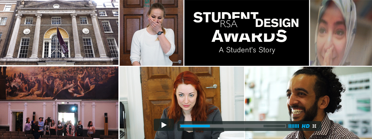 New documentary film shows the life-changing impact of the RSA Awards