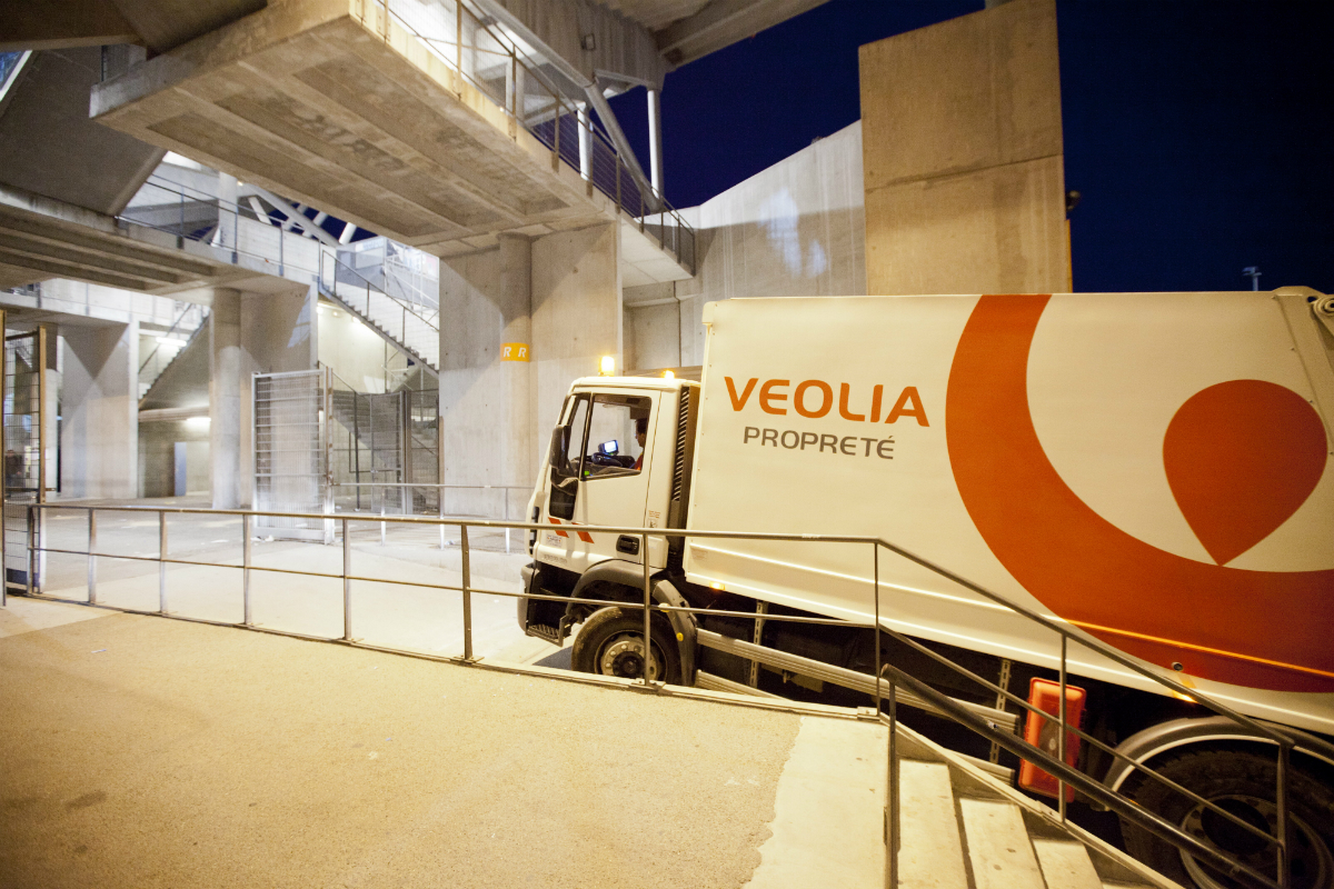 Veolia Environnement and LADEC announce cooperation with SkipsoLabs
