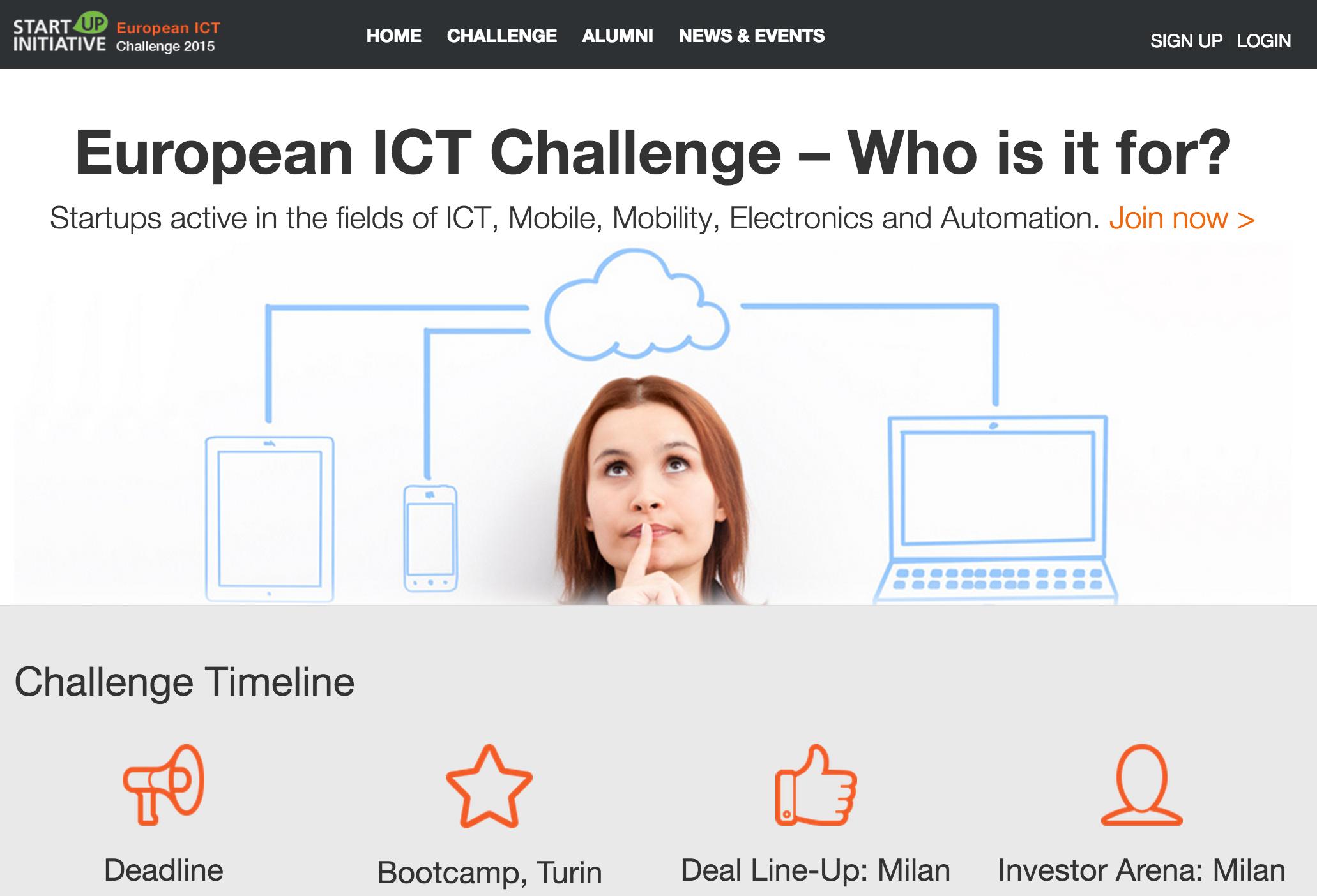 European ICT Challenge