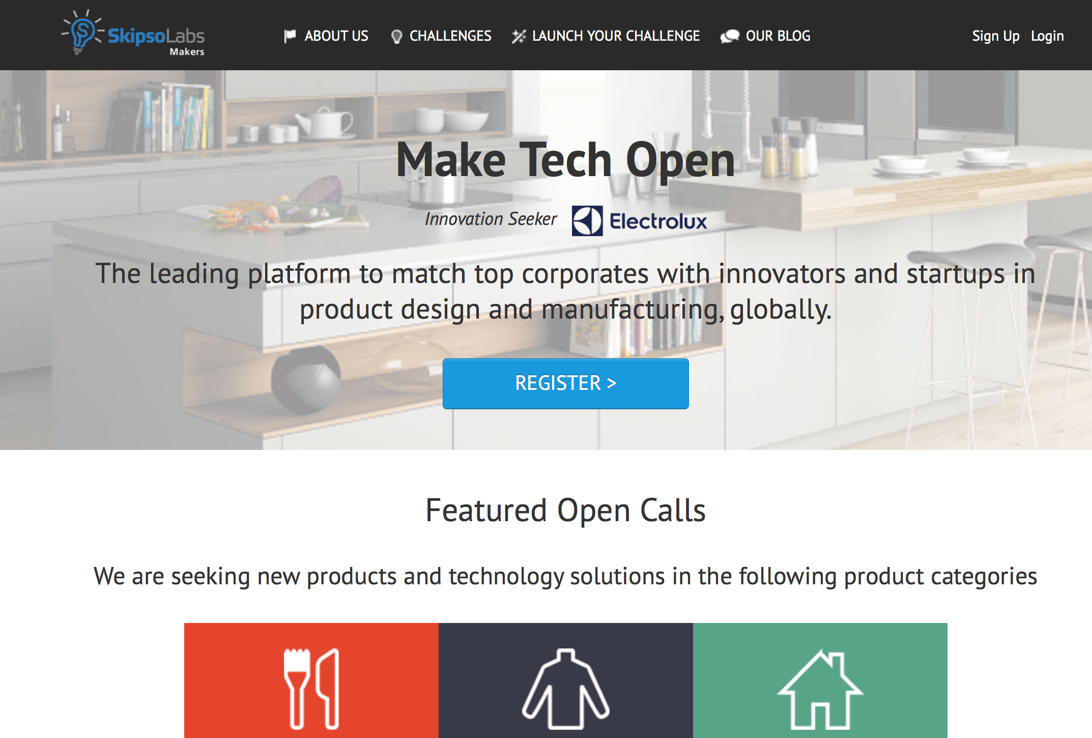 Make Tech Open