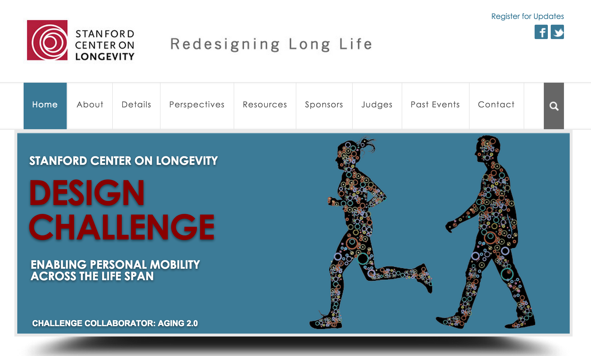 Stanford Longevity Design Challenge