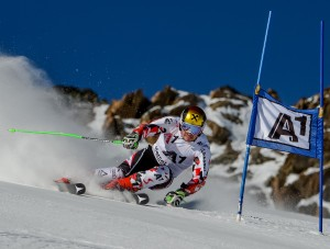 SANKT LEONHARD,AUSTRIA,28.SEP.15 - ALPINE SKIING - OESV, Oesterreichischer Ski Verband, giant slalom training, men. Image shows Marcel Hirscher (AUT). Keywords: Pitztaler Gletscher. Photo: GEPA pictures/ Oliver Lerch