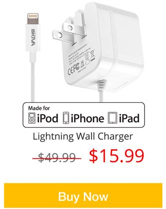 Apple Certified Wall Charger