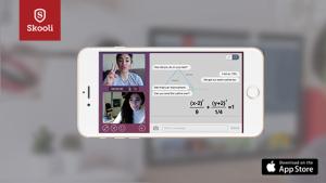 online tutoring app Skooli iOS tutors online