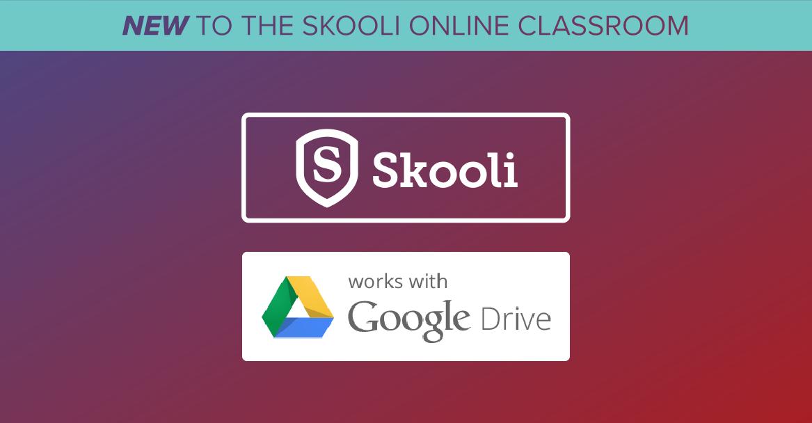 skooli online tutoring classroom google drive docs