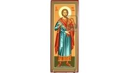 Мерная икона на Крещение. Написание индивидуально на заказ.