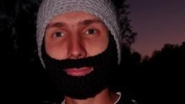 «С бородой»