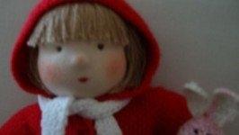 «»Текстильная кукла Ленка