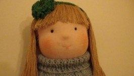 «»Текстильная кукла Лада