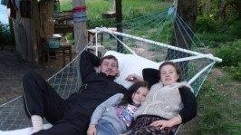 Гамак сімейний