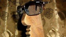 Подставка для очков «Нос»