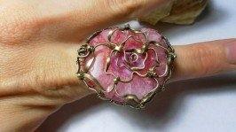 «Перстень Rose»