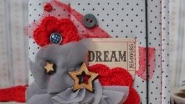 Блокнот «Dream»