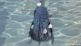 Рюкзачок для русалочки с жемчугом