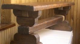 Лавка-скамья «Старая сказка»