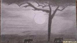 «Рисунок - Сафари»