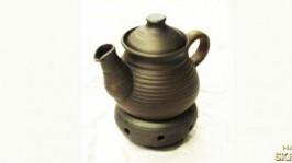 «Чайник з пічкою-підсвічником»