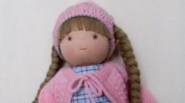 Вальдорфская кукла «Глаша»