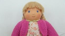 Вальдорфская кукла «Маруся»