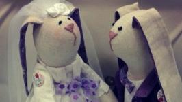 «Свадебные Зайчики»