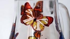 «Кувшин с бабочками»