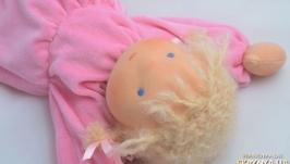 Вальдорфская кукла. Вальдорфська лялька. 35 см