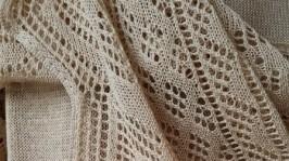 Вязаная юбка «Ажурная феерия»