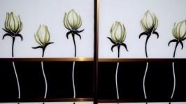 « Цветы . стекло. декор.»