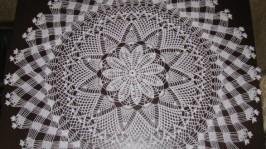 Салфетка Цветок