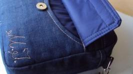 «Джинсова сумка