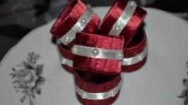Кільця для серветок (кольца для салфеток)