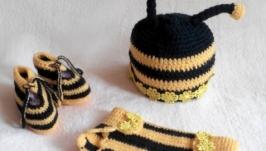 Костюм для фотосессии Пчелка