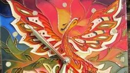 Настенные часы Волшебная птица