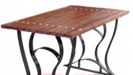 Садовий стіл 1