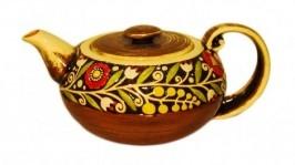 Чайник , декор Вінок