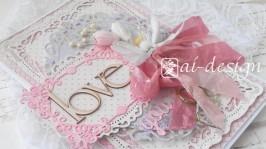 Листівка «Love you»