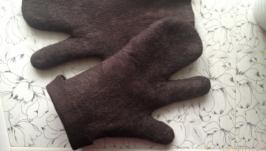 Валяные рукавицы Мисливська мрія