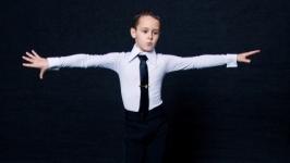 Мальчиковые комбидресс и брюки для бальных танцев