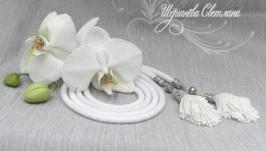 Лариат Белая орхидея