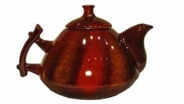 Чайник Ґорґани, декор дзиґа