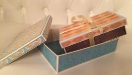 Подарочные коробочки ручной работы