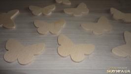 Заготовки деревянные для декупажа - бабочка