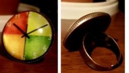Перстень світовий час