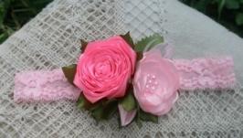 Повязка Роза и шиповник