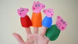 Пальчиковий театр Свинка Пеппа (Peppa Pig)
