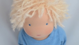 Вальдорфская кукла. Вальдорфська лялька.