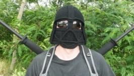 Шапка шлем Дарта Вейдера